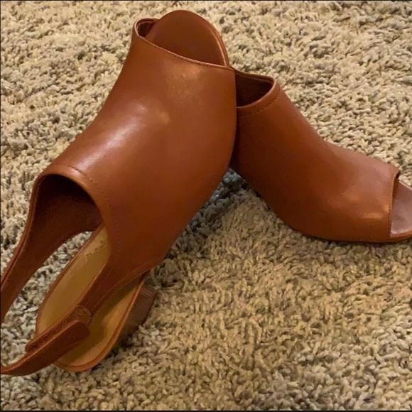 Clarks Shoes   Clark Peep Toe Sandals